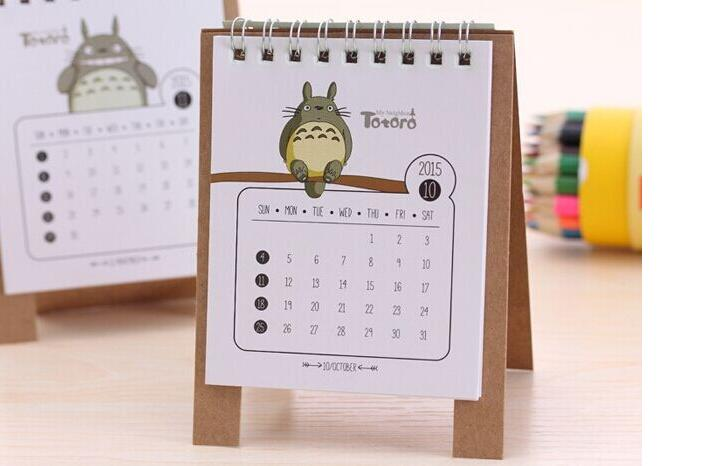 calendar to type in
