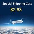 Especial o custo de transporte 2.63 USD