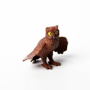 Image 4 - 12 adet Simüle Plastik Kuş Hayvanları Modelleri oyuncak seti Yapay Çok renkli Kuş Figürleri Çocuklar Eğitici Oyuncaklar Toddlers için
