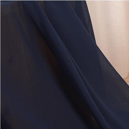 Летние модные однотонные сексуальные танцевальные юбки в стиле Лолиты, шифоновая юбка большого размера, Высококачественная брендовая Праздничная юбка - Цвет: navy blue
