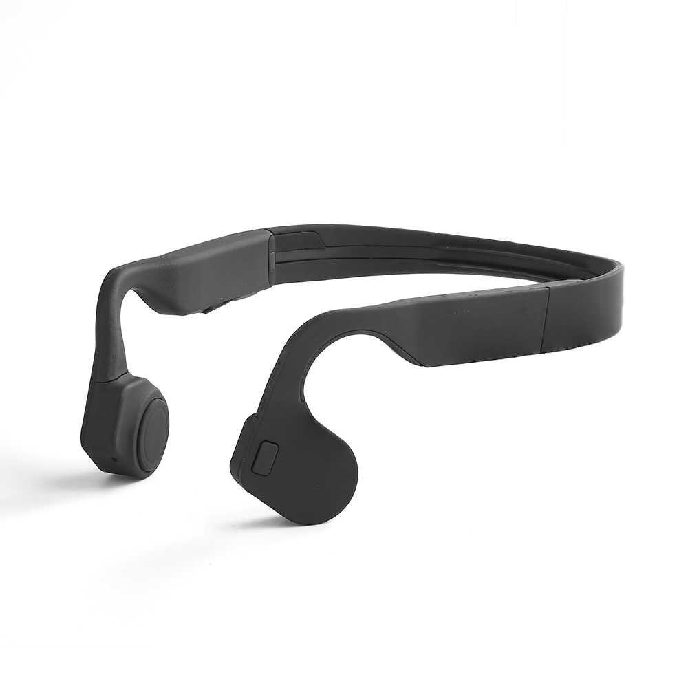 Vapeonly 骨伝導スポーツの Bluetooth イヤホンワイヤレススポーツ w/マイクステレオハンズフリー携帯電話 PC