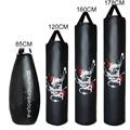 85/120/160/178 centimetri Sacchi Di Sabbia Vuoto Forare Sacchetto di kick Boxing Bag Sport Indoor Earthbags Formazione Muai thai mma vuoto