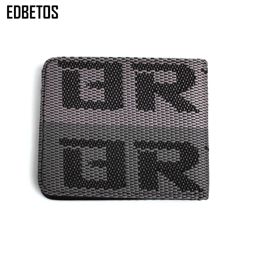 Image 5 - EDBETOS BRIDE wallet Auto Wallet BRIDE Purse JDM VERSION 2 Racing Seat Fabric and Leather Canvas takatas Wallet key case-in Key Case for Car from Automobiles & Motorcycles