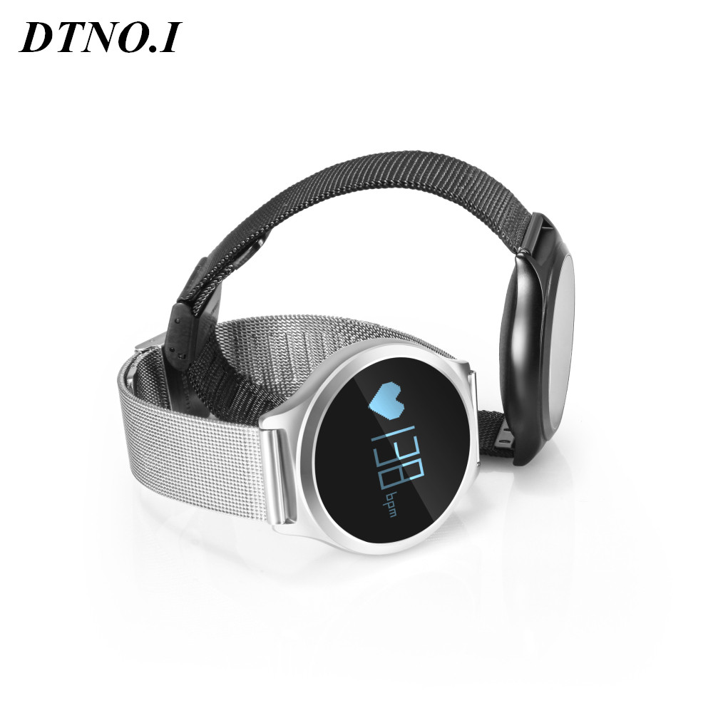 M7 Smart Watch 0.96OLED Touch Screen Blood Pressure Heart Rate Monitor Activity Tracker Monitor diaco Smart Watch Android/IOS home care laser light therapy instrument wrist watch type reduce high blood pressure