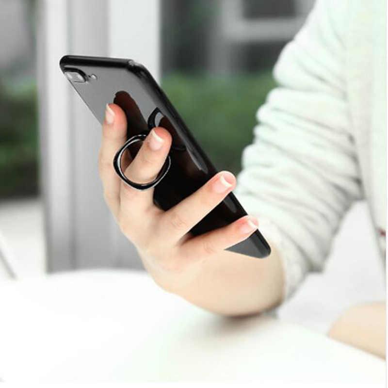 Wangcnagli 360-mức độ xoay điện thoại di động chủ cho iphone X 8 7 Samsung S8 phổ kim loại xử lý điện thoại di động chủ