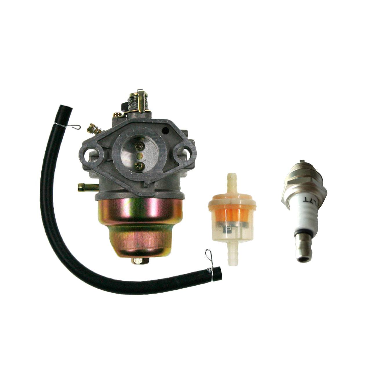 carburetor Spark Plugs Fit <font><b>Honda</b></font> <font><b>G300</b></font> 7hp Engines Part 16100-889-663 NEW image