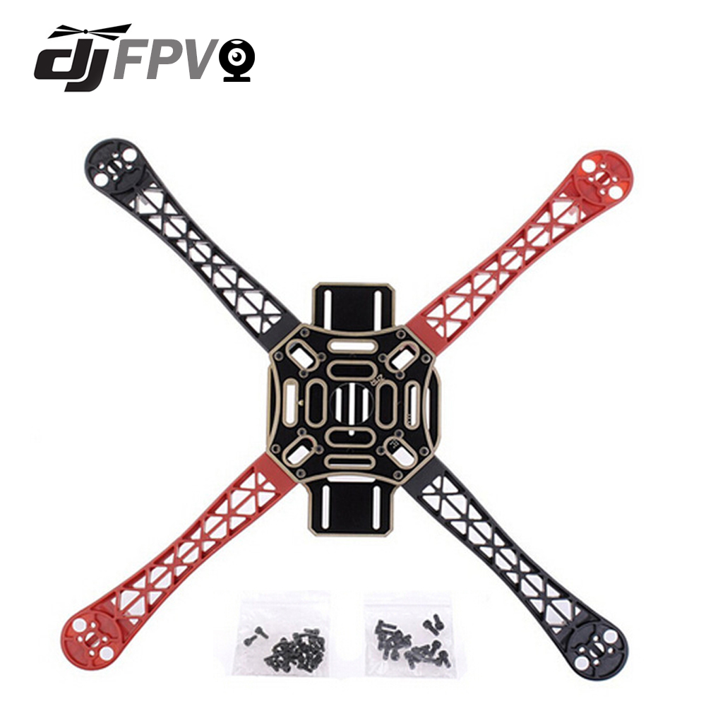 drone with camera F450 FlameWheel KIT 450 Frame As For KK MK MWC 4 Axis RC Multicopter Quadcopter UFO Heli Multi-Rotor Air Frame