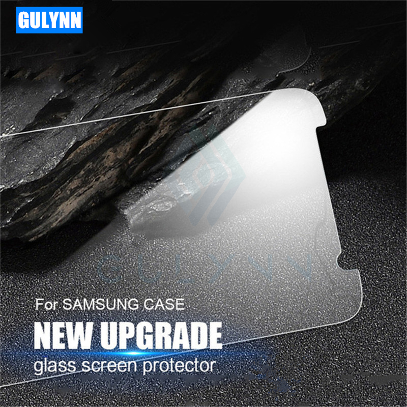 2.5D 9H Tempered Glass For <font><b>Samsung</b></font> <font><b>J2</b></font> J3 J4 J5 J7 Prime A6 A8 A3 A5 Plus 2017 <font><b>2018</b></font> 9H Real Upgrade <font><b>Screen</b></font> Protector Cover Film image