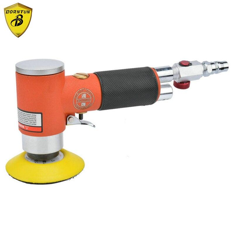 Levigatrice pneumatica 7 pollici Lucidatori aria Levigatrice orbitale pneumatica Rettificatrice Lucidatrice Air Sander