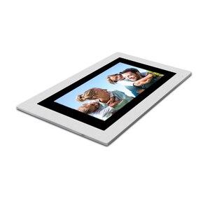 Image 5 - Visiophone avec écran tactile de 7 pouces 720P, interphone vidéo avec écran tactile de 7 pouces, Kit denregistrement de porte, clavier avec caméra RFID, moniteur à distance, livraison gratuite