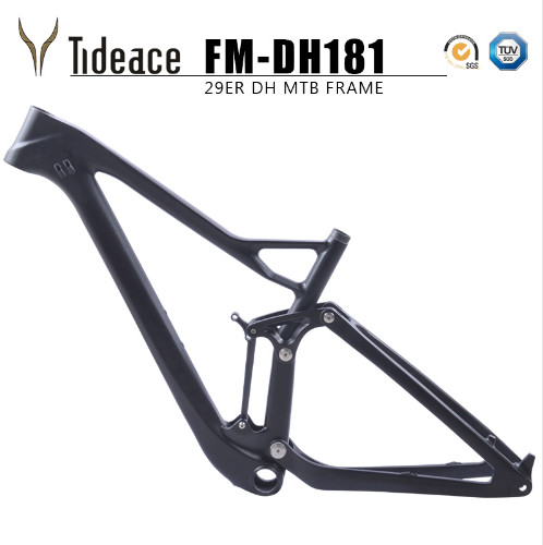 2018 Module High Speed 29er Bikes XC Carbon Mtb Frame Full Suspension Carbon Mountain Frame 27.5er Plus Boost Mtb Frame 650B