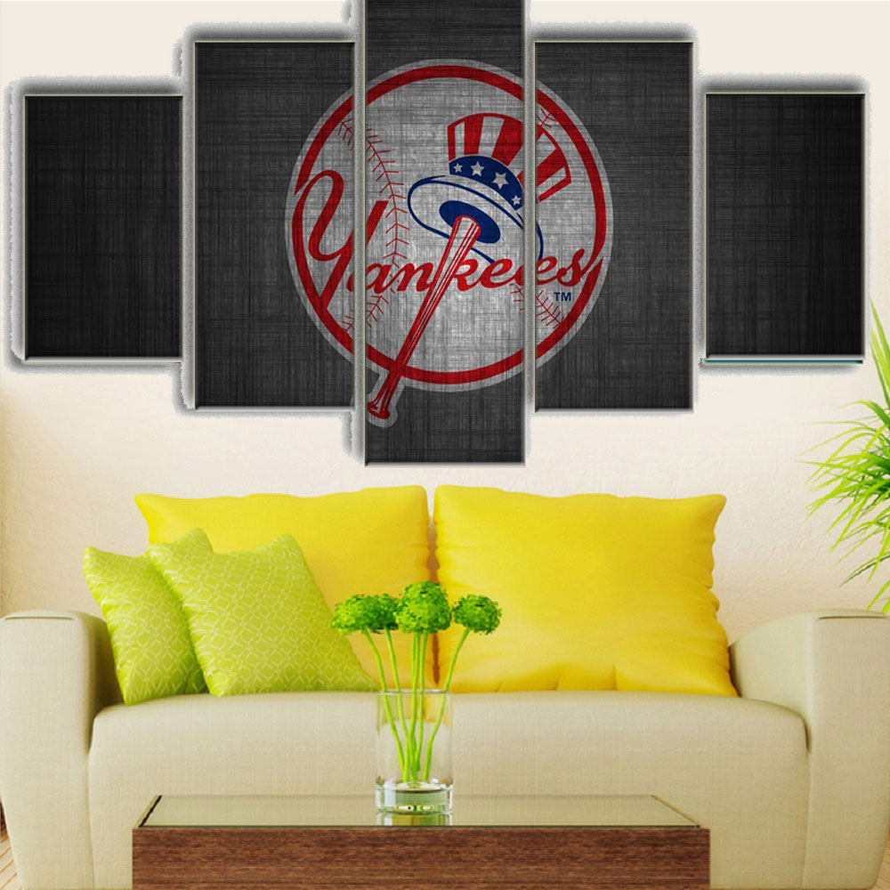New York Yankees 6 X 22 Personalized