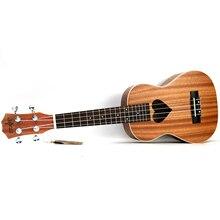 26Ukulele tenor Sapele Love 4 Strings ukulele Uke Hawaii mini small guita ukelele travel acoustic guitar Concert