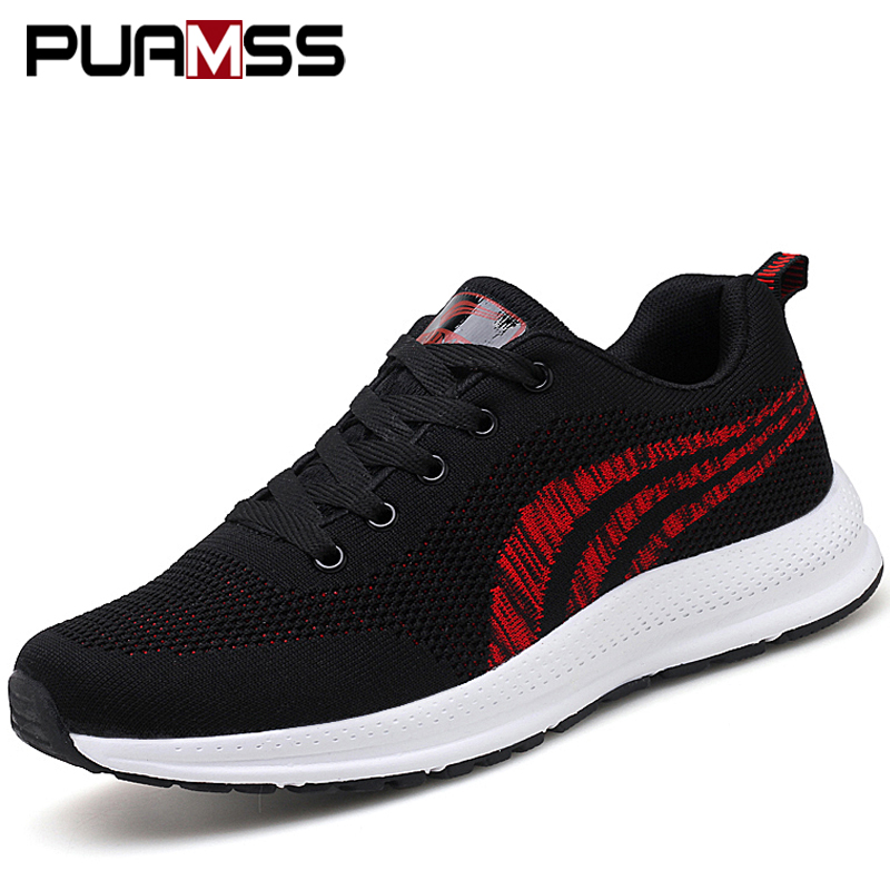 2018 Breathable Running Shoes For Man Black Sport Shoes Men Sneakers Zapatos Corrientes De Verano Red Chaussure Homme De Marque-in Running Shoes from Sports & Entertainment on Aliexpress.com | Alibaba Group