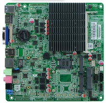 цена на Celeron J1800 Quad Core Fanless Mini ITX Motherboard Bay Trail platform