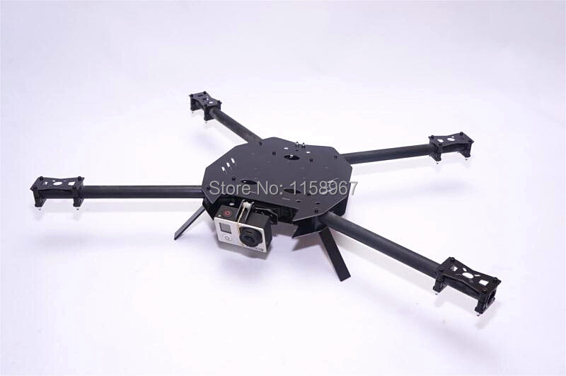 free shipping FPV FZY-QU4D Locust X-Shape Glass Fiber Folding Quadcopter Frame Only locust джемпер locust 121707203vtngrey