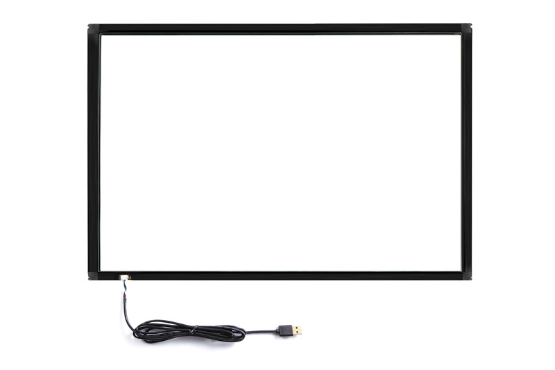 70 10 points multi IR touch screen panel with USB plug and play