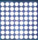 FREE SHIPPING 10PCS 1.9MM 8X8 White Red Blue 20*20 LED Dot Matrix Digital Tube Module 788BW 788BS 788AS 788BB LED Display Module