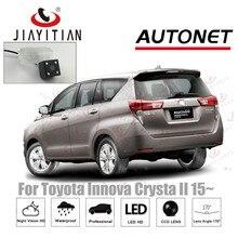 JIAYITIAN Rear View Camera For TOYOTA INNOVA CRYSTA II 2ND GEN 2016~2020 CCD Night Vision Backup camera reverse camera Car