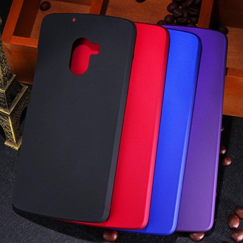Для Lenovo k4 note Lenovo a7010 разноцветный прорезиненный матовый пластиковый жесткий чехол для Lenoco vibe x3 lite k4note чехлы