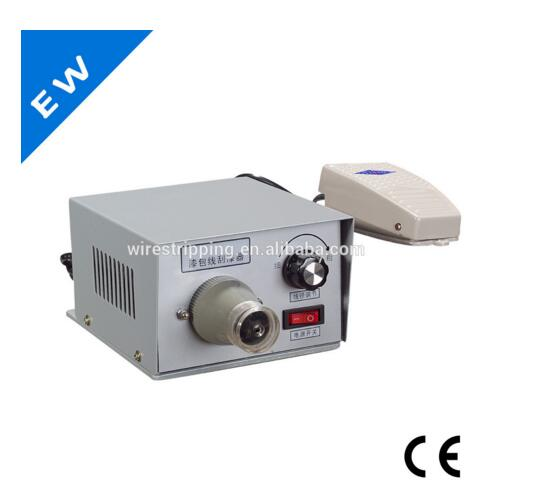 EW-16A 110V/220V Enameled Wire Stripping Machine, Varnished Wire Stripper, Enameled Copper Wire Stripper
