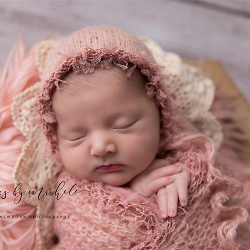 Newborn wrap photography props,baby large size stretch wrap,baby photography props