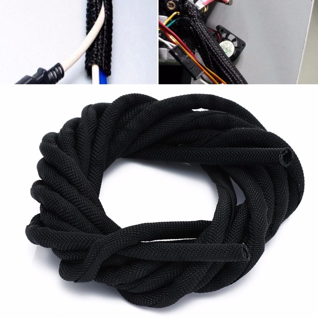 Braided cable sleeve fiskars pruners