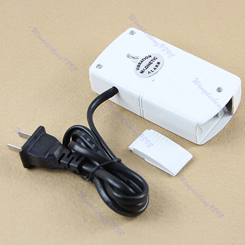 HOT! 120db Power Cut Failure Outage Automatic Alarm Waring Siren LED Indicator Drop Ship N21