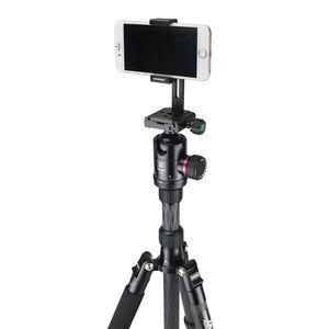 Image 5 - INNOREL PC5 алюминиевый сплав зажим для мобильного телефона держатель для смартфона Крепление для штатива 360 градусов Регулируемый зажим для мобильного телефона для iPhone 7 8
