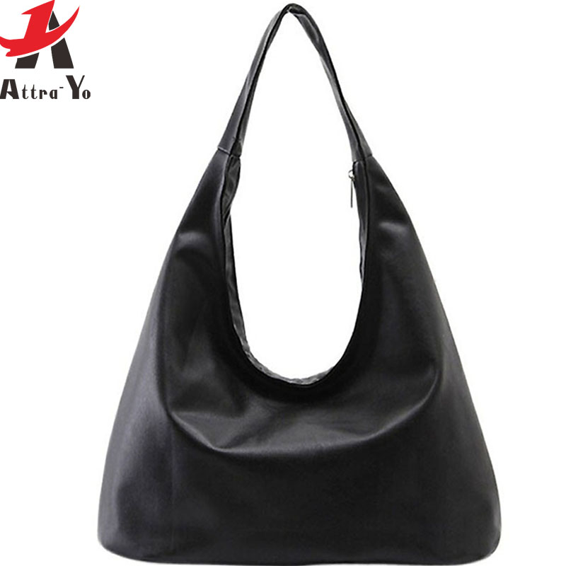 ATTRA-YO 2017 women handbag Hobos women tote brands purse women's pouch Bolsa Feminina shoulder bag female bag LS8508ay