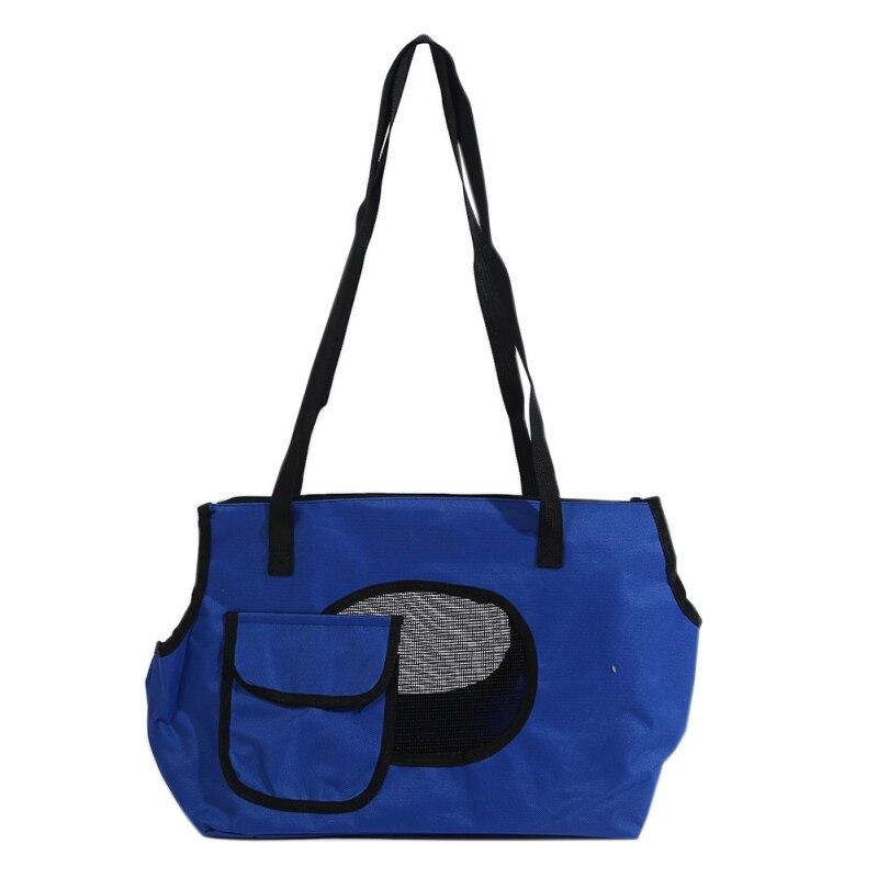 S/L Pet Cat Dog Carrier Backpack For Outdoor Travel Tote Bag Breathable for Puppy Dog Bag Shoulder Carrier