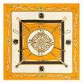 Mai Tong Sarja De Seda 60 cm * 60 cm H Clássico Da Senhora Novos Cachecóis Cachecol Pequena Cadeia