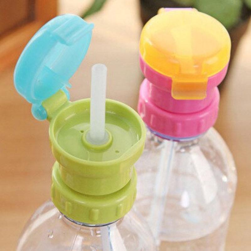Baby produkter baby flaske halm mulching bærbar halm lækage mulching baby flaske halm