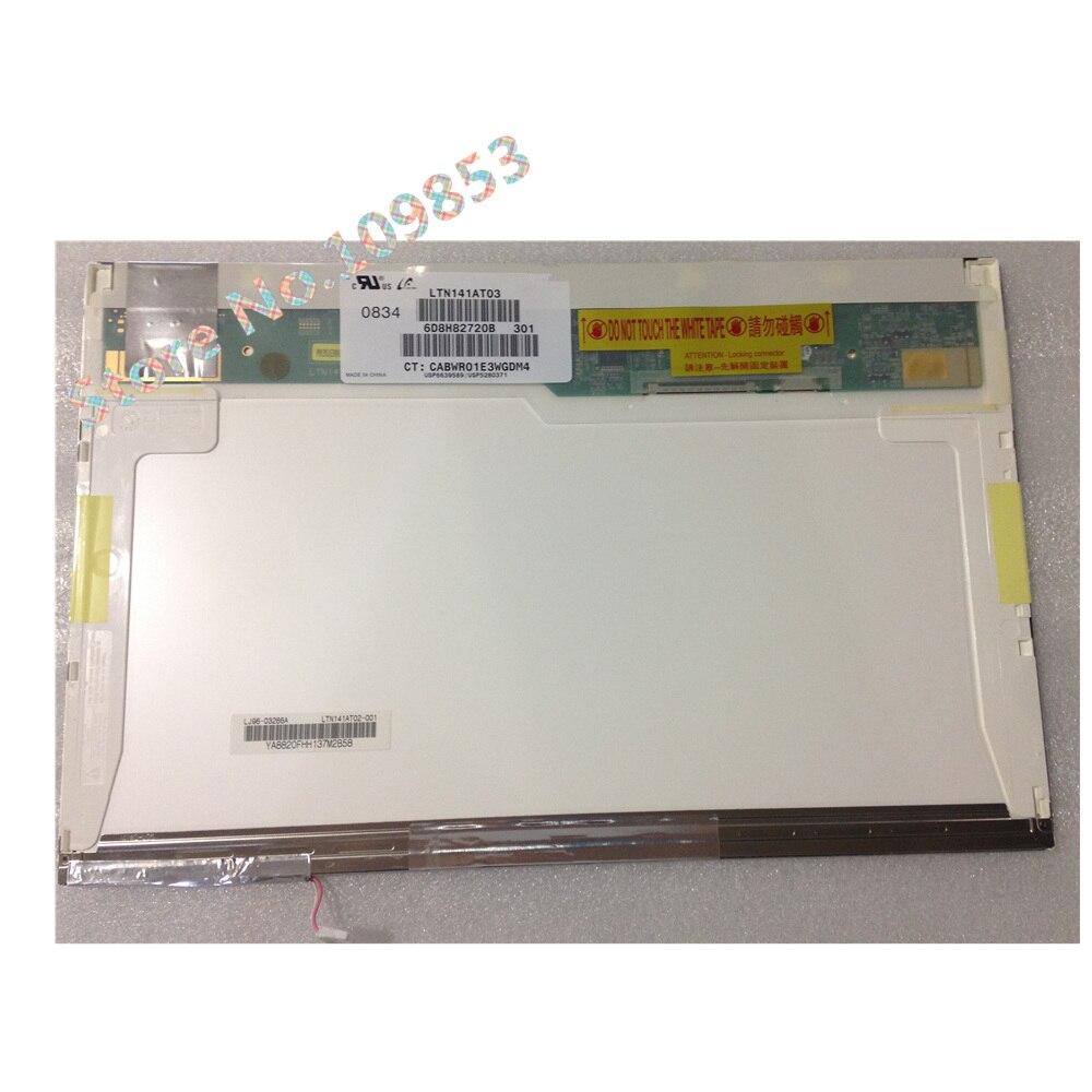 """R1 Grade B TL LG 14.1/"""" CCFL LCD Screen 1280 x 800 WXGA 30 Pin LVDS LP141WX3"""