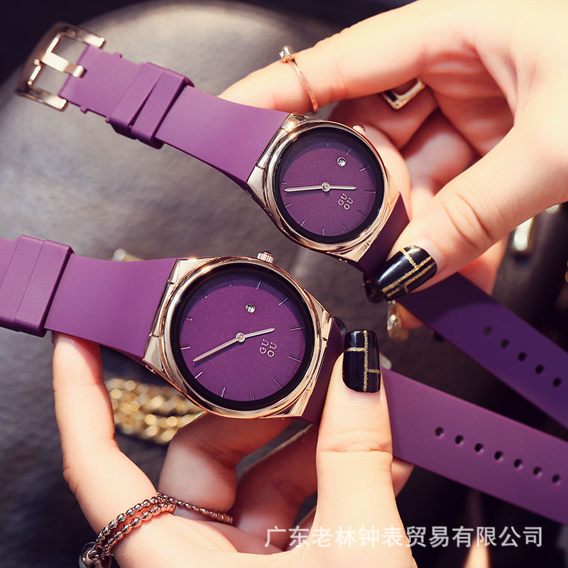 Fashion Brand 50m Waterproof Men Woman Couple
