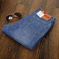 Men Jeans 2016 Brand Male Jeans Homme Pantalones Hombre Men Pants Double Pocket Jeans Pants