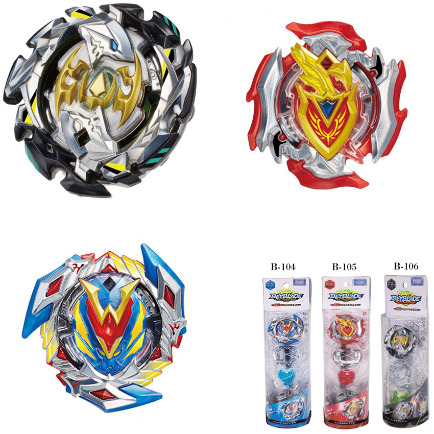 2018 beyblade burst b106 jouets ar ne vente beyblades toupie bayblade metal fusion avec lanceur. Black Bedroom Furniture Sets. Home Design Ideas