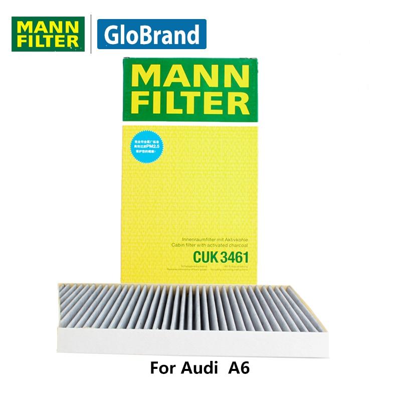 MANNFILTER Carbon car Cabin Filter CUK3461 for BENZ CLK 200 CGI/CLK 200 Kompressor/CLK 240/CLK 280/CLK 350 auto parts