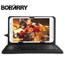 Bobarry 8 дюймов Восьмиядерный 8 дюймов двойной sim-карты Tablet PC 4 г LTE мобильный телефон 3 г Android планшетный ПК 4 ГБ RAM128G Встроенная память 8 Мп IPS