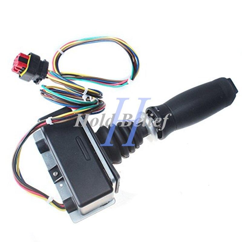 Boom Lift Single Axis Joystick Controller 1001118416 For JLG 450AJ 510AJ 340AJ 800AJ 1250AJP 1200SJP 1350SJP