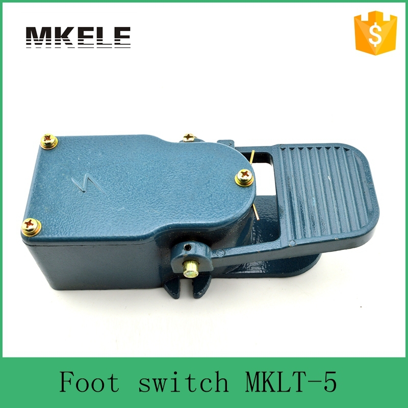 MKLT-5 hot sell free shipping electrical momentary industrial factory direct high quality sewing machine foot pedal switch цены онлайн