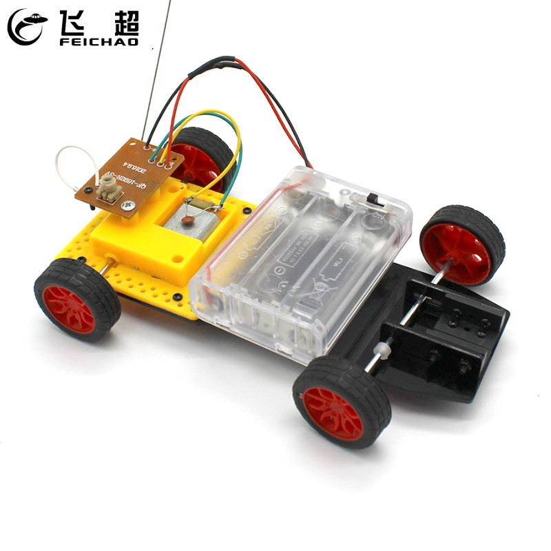 Feichao diy mini 4wd remote control car electric motor plastic feichao rc vehicle educational material kits diy mini 4wd remote control car motor boys gift physics experiment small production solutioingenieria Gallery