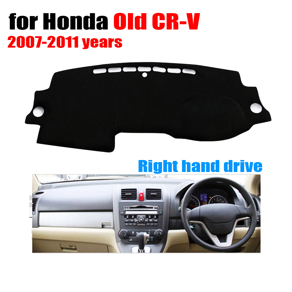 font b car b font dashboard covers For Honda Old CR V 2007 2011 years
