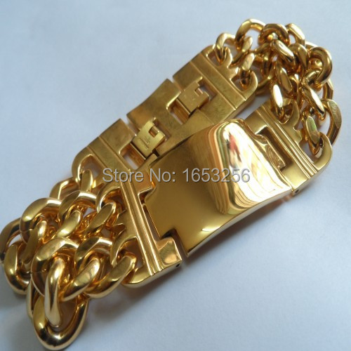Cool Gold Stainless Steel...