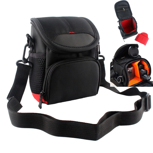 Camera Bag Case Cover For Sony A5000 A5100 A6300 A6500 A6000 Rx100 M4 Mark Ii