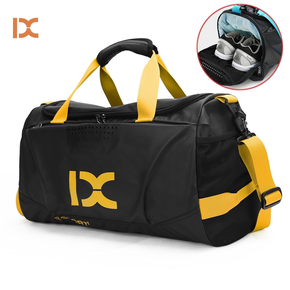 Outdoor Dry Wet Separate Gym Bags Tas For Fitness Big Sac De Sports Bag For Shoes Woman Training Gymtas Bolsa Deporte Handbags