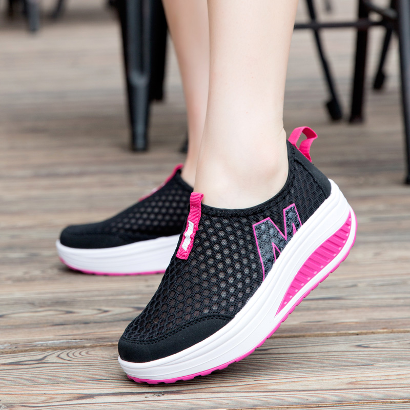 Swing Walking Fashion Shoe 25
