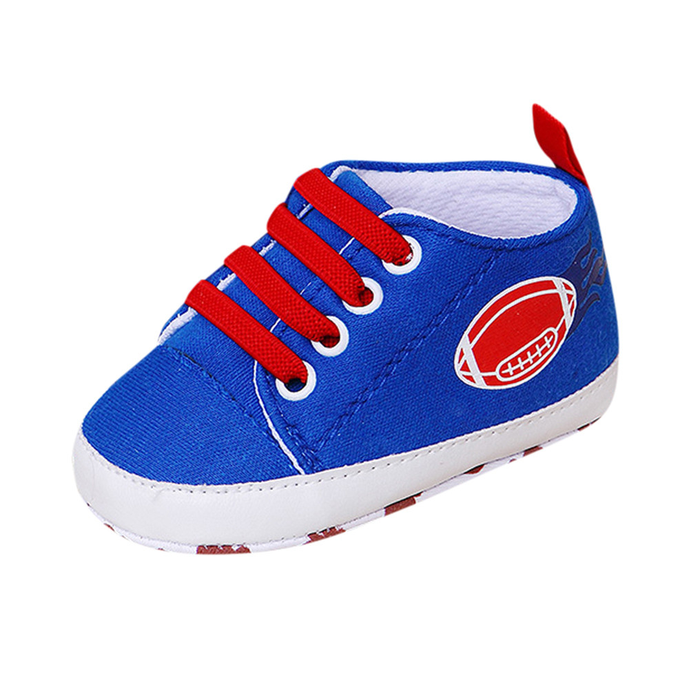 ARLONEET Newborn Baby Cartoon Basketball Sports Shoes Hot ...