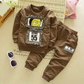 2016 New Baby Clothing Set Baby Girls Clothes Long Sleeve T-shirt+pants 2pcs Suit Cotton Baby Girls Newborn Clothing Set