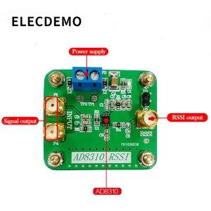 Image 2 - Módulo AD8310, Detector de registro de DC 440M, salida de voltaje de alta velocidad, amplificador logarítmico, placa de demostración de función dinámica amplia